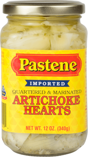Marinated Artichokes Hearts