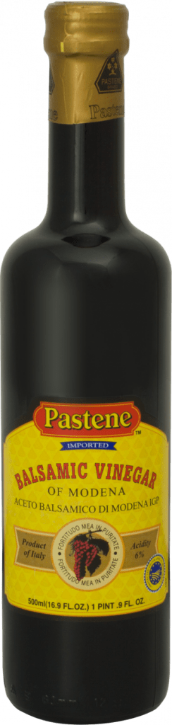 Pastene Balsamic Vinegar of Modena
