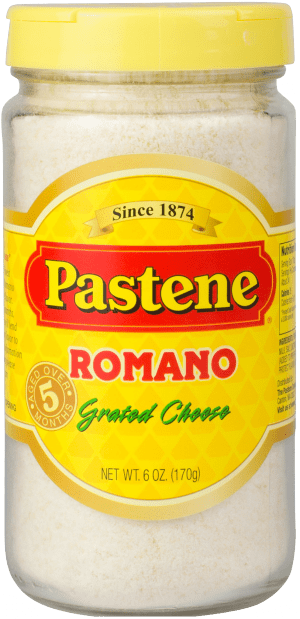 Grated Romano Cheese