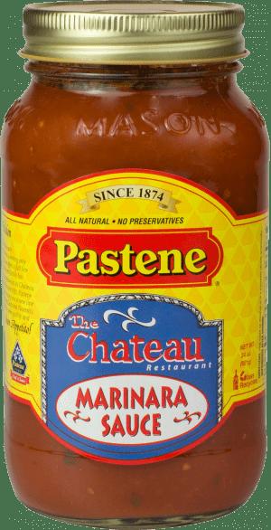 The Chateau Marinara Sauce - 24oz jar