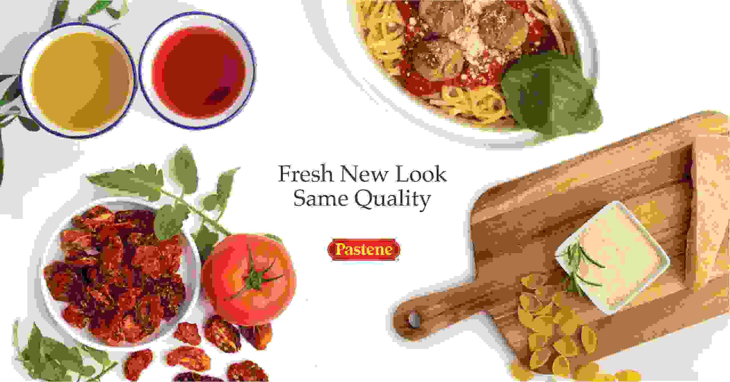 Pastene Iconic Purveyor Of Authentic Italian Foods Launches Dynamic New E-Commerce Website