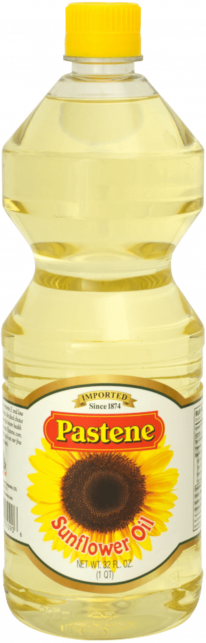 Pastene Sunflower oil