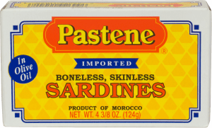 Boneless and Skinless Sardines