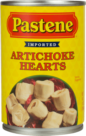 Artichoke Hearts in Brine
