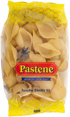 Italian Jumbo Shells - 16oz bag