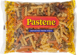 Italian Tri-Color Fusilli