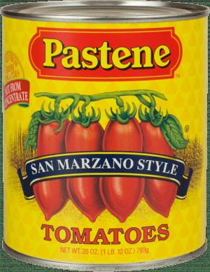 San Marzano Style Tomatoes