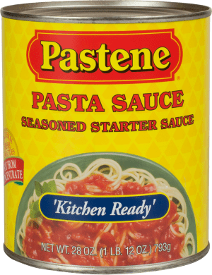 Kitchen Ready Pasta Sauce -