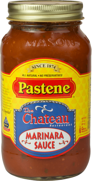 The Chateau Marinara Sauce - 24oz jar
