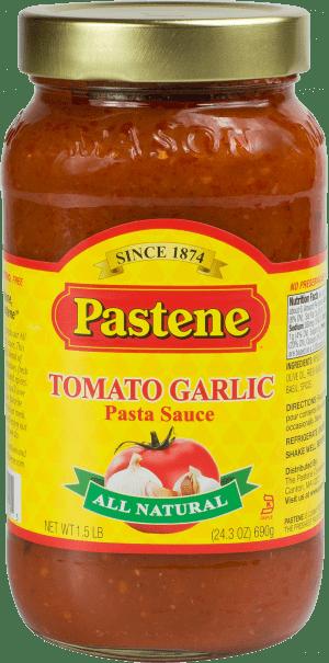 Tomato Garlic Pasta Sauce