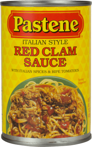Red Clam Sauce