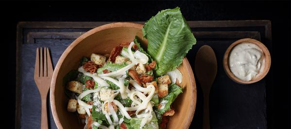 Pastene Caesar Salad