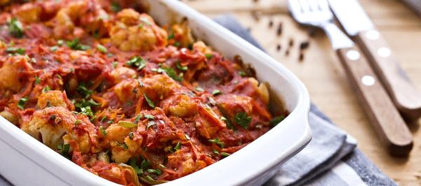 Italian-Style Cauliflower