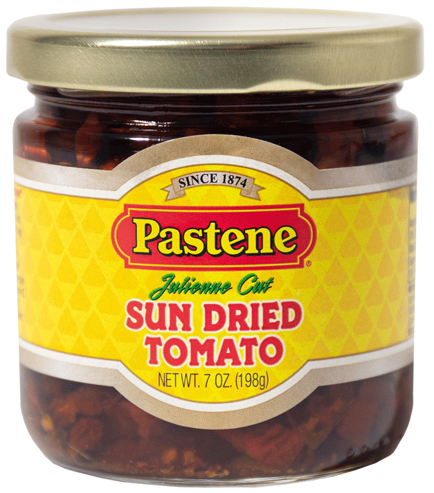 Sun Dried Tomato Julienne Cut Pastene
